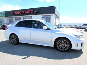 2012 Subaru Impreza WRX WRX 5 SPEED MANUAL AWD BLUETOOTH CERTIFI