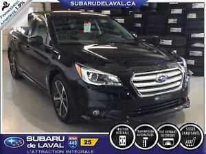 2016 Subaru Legacy 2.5i Limited Awd ** Cuir et Navigation **