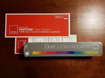 Pantone Formula Guide Goe Guide Uncoated Gsgs002