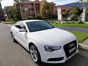 2012 Audi A5,  Upgrade 1.8TFSI 2Dr coupe, Stylish nice looking vehicle Wollongong Wollongong Area Preview