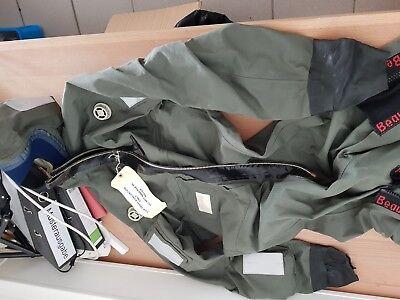 Beaufort Notfall Rettungsanzug Überlebensanzug mit Tasche Muster gebraucht kaufen  Hähnen