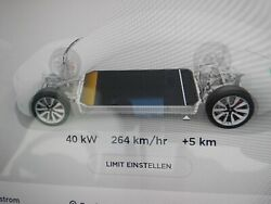 Laden am Fastned CCS Charger