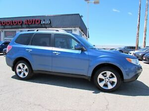 2009 Subaru Forester 2.5XT AWD LIMITED LEATHER SUNROOF CERTIFIED