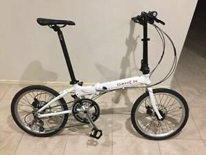 As Brand New Dahon Archer Pro Shimano 18speed Alloy Folding Bike