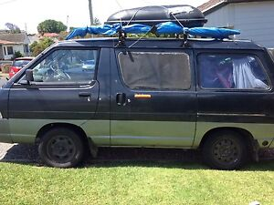 1995 Toyota Townace Van/Minivan Sydney City Inner Sydney Preview
