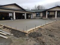 Mcallister site services looking for new concrete jobs!