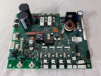 Hobart Clas-1lr Compact Label Applier Control Board Assembly 00-447360