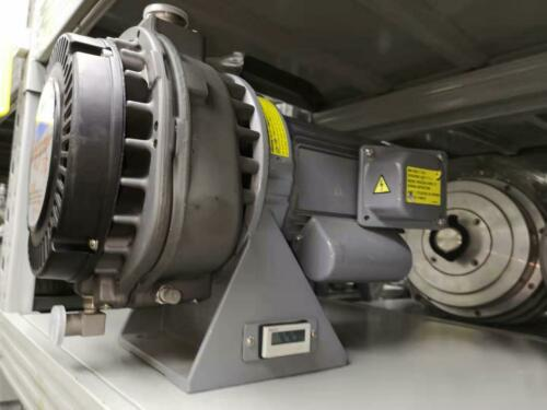 ULVAC DIS-251  dry scroll vacuum pump