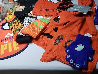 Halloween Sale Items (Halloween Clothing Accessories, mixed box, 100 items Re-sale)