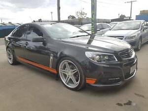 """2014 Holden Commodore VF SV6 Sedan AUTO """"EXTRAS"""" Williamstown North Hobsons Bay Area Preview"""