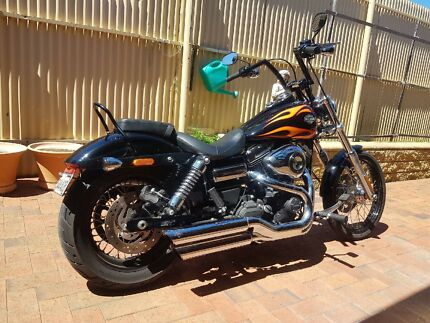 2013 Wide Glide (FXDWG) 103 cube 6607km