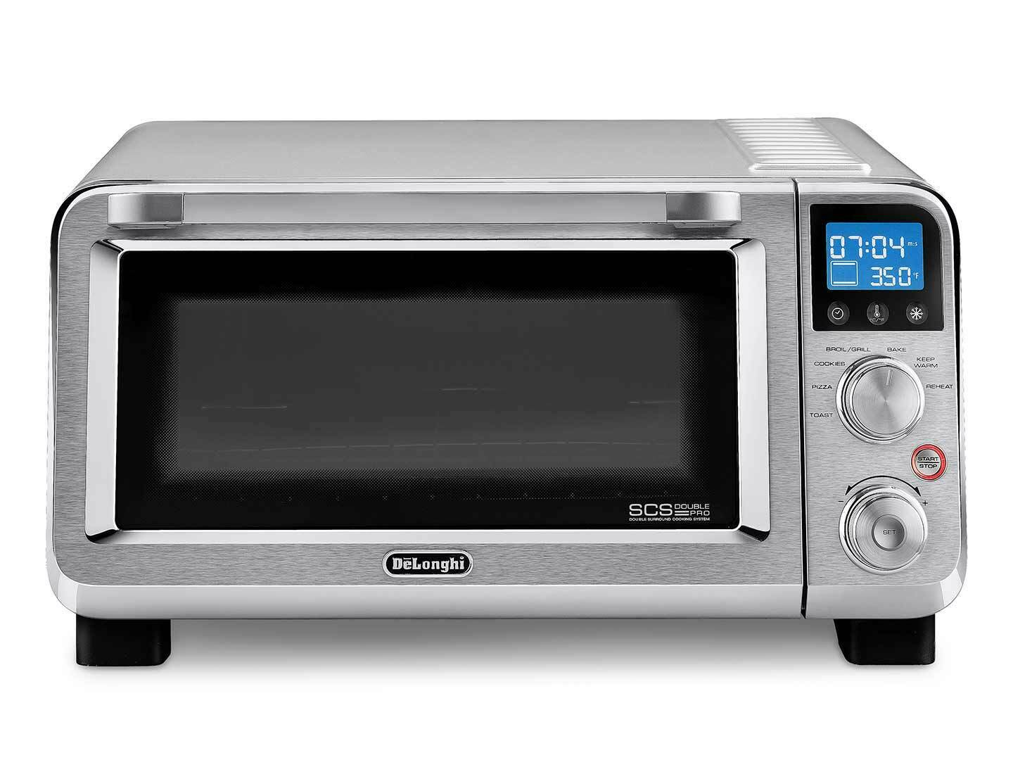 De'Longhi EO141040S Livenza Compact Stainless Steel Digital