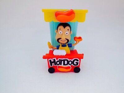 Solar Powered Dancing  Hotdog Seller Carts