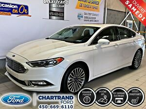 Ford Fusion Berline 4 portes SE traction int?grale