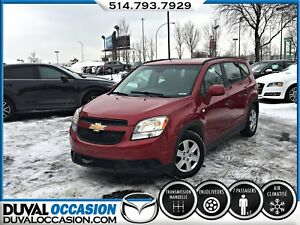 2012 Chevrolet Orlando LS + CLIMATISATION + 7 PASSAGERS