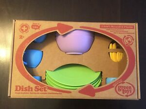 Toy Dishes - brand new in box