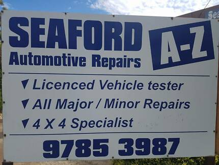 mechanical business for sale-seaford a-z automotive repairs