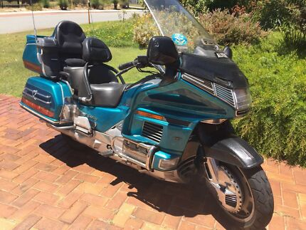 Honda Goldwing special eidition