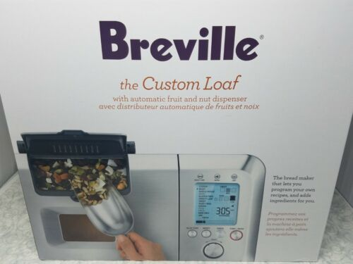 bbm800xl custom loaf bread maker brand new