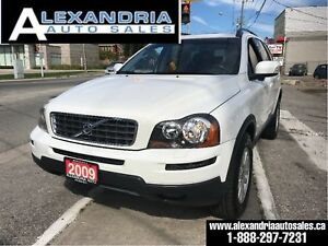 2009 Volvo XC90 3.2AWD/105km/7passengers/very clean/leather/sunr