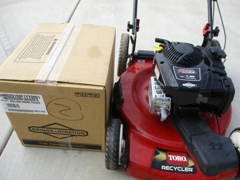 Toro Recycler/Lawn Mower Engine Re-Power Kohler/Briggs & Str