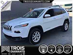 2015 Jeep CHEROKEE NORTH-V6-4X4-SIEGES VOLANT CHAUFFANTS-DÉMARRE