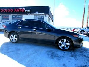 2012 Acura TSX PREMIUM AUTOMATIC BLUETOOTH CERTIFIED 2YR WARRANT