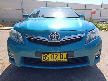 2010 Toyota camry Hybrid North Strathfield Canada Bay Area Preview