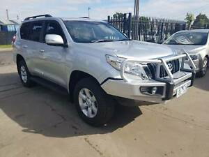 2014 Toyota Landcruiser PRADO GXL SUV AUTO TURBO DIESEL Williamstown North Hobsons Bay Area Preview