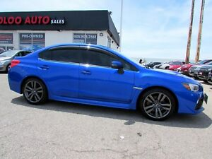 2017 Subaru WRX WRX Limited 6 Speed Manual Navigation Camera Cer