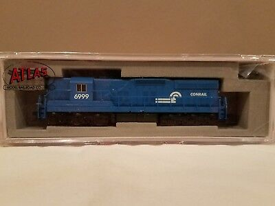 ATLAS N SCALE #53607 SD-7 CONRAIL #6999 NEW DCC READY  for sale  Brandon