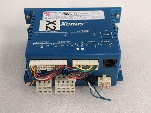 Copley Controls Xenus XSJ-230-10 Servo Drive