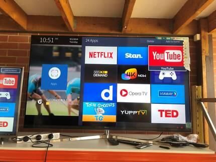 Hisense 65 UHD ULED Smart TV with Warranty TVs Gumtree