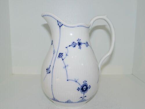 Royal Copenhagen Blue Fluted Plain, rare milk pitcher