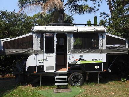 Jayco Eagle OUTBACK - 2014 Mooloolaba Maroochydore Area Preview