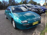 1996 Mazda 323 Astina shades hatchback 4 cyl manual Hamlyn Terrace Wyong Area Preview
