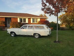 *Trade for side by side* 1966 ford fairlane wagon