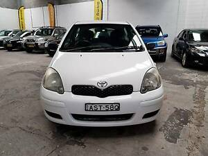 2004 Toyota Echo NCP10R 1.3L 4 Cylinder 3DR Hatch - Manual Waratah Newcastle Area Preview