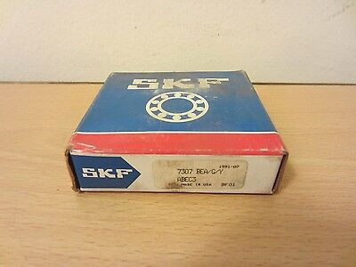Skf 7307 Beagy Angular Contact Ball Bearing