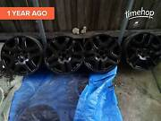 Subaru 16 Inch Rims Epping Whittlesea Area Preview