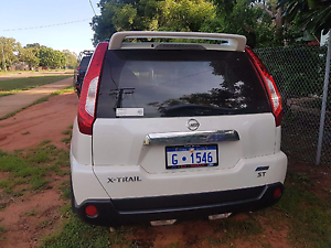 Nissan Xtrail ST 2013 Derby West Kimberley Preview