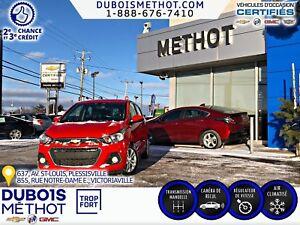 2016 Chevrolet Spark 1LT Manual