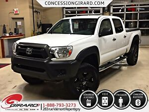 2014 Toyota Tacoma V6 4.0L*LIFT KIT*4X4*MAGS*HITCH*GR. ÉLEC*