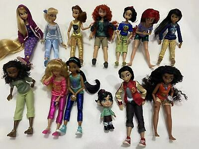 13pcs/lot Ralph Breaks The Internet Princesses Disney Doll without box