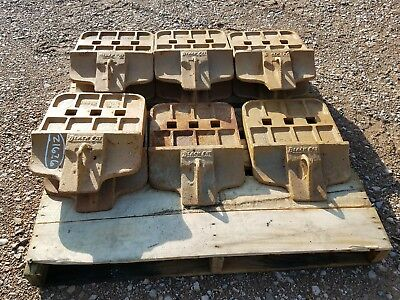 7 John Deereblack Cat 944k Wheel Loader Cutting Edges Part T1099080