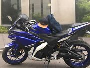 yamaha YZF-R3 (2016moto gp anniversary special with 9 month rego Springvale Greater Dandenong Preview