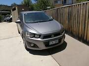 2012 Holden MY12 TM Barina 6 Speed Automatic Hatchback Scullin Belconnen Area Preview