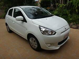 2015 Mitsubishi Mirage Hatchback Rochedale South Brisbane South East Preview