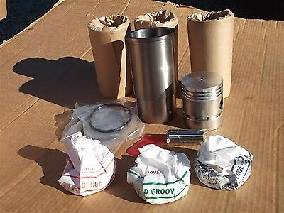 Farmall 400 And 450 Sleevepiston Kit. 4 18 Bore. C-264 C-281  See Details