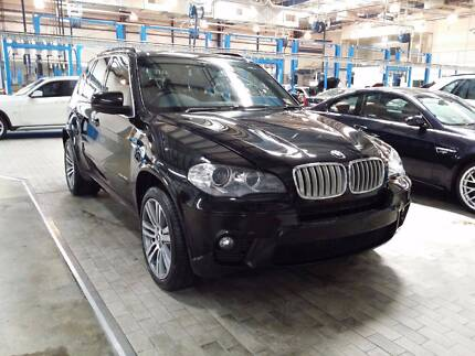 BMW X5 E70 40d M-Sport with $40,000 of options.